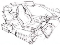 Car interior sketch tips - Car Body Design
