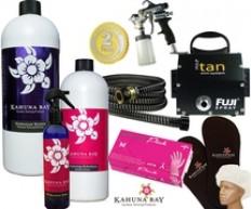 Airbrush Tanning Kit & Spray Tan Kits | Artesian Tan
