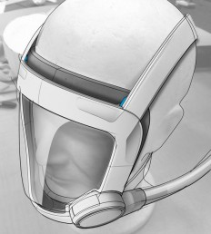ORA by Bruce Walls | Industrial Design Sketching | Pinterest