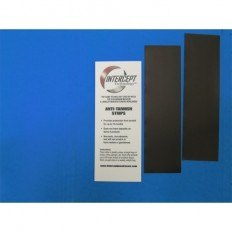 Static Intercept® 2x7 Anti Tarnish Strip Tabs | Intercept Silver & Jewelry Care