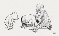 Auction At Pooh Corner: Original EH Shepard Artwork At Sotheby's - Daddy Types