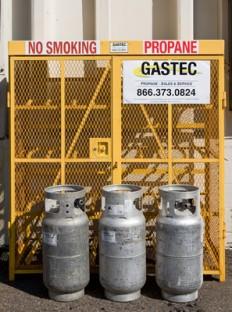 Forklift Cylinder - Gastec Online