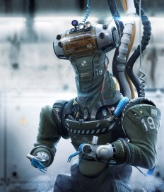 Tony The Bomb Disposal Robot