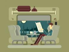 Büromarks - dribbblepopular: Passenger train...