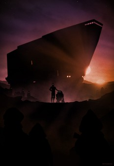 Movie & TV series Illustrations by Marko Manev