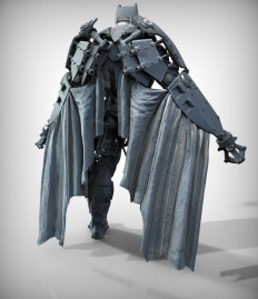 ArtStation - Batman/Batmobile 2015, J. Mark