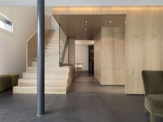 apartment entry stairway design - Google Search