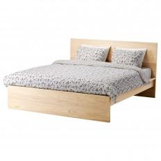 MALM Bettgestell hoch - 180x200 cm, - IKEA
