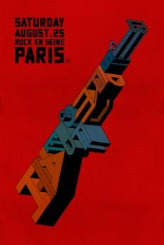 Rock En Seine Festival - Stefan Glerum