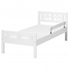 KRITTER Juniorbettgestell mit Lattenrost - IKEA