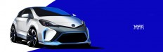 Toyota Hybrid R on