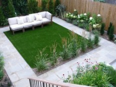 Outdoor: How To Plan Small Garden, Small Garden Design Ideas with Small Pool, How to Plan A Small Garden ~ Garlandecor.com