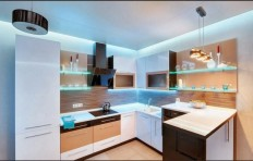 Kitchen: Proper Lighting Ideas For Kitchens, Modern Kitchen Recessed Lighting, Lighting Ideas for Kitchen ~ LouisasPorch.com