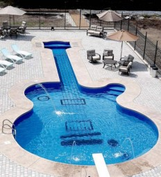 Decorating: How To Build A Swimming Pool Designs, Swimming Pool Pictures, Natural Swimming Pool ~ Garlandecor.com