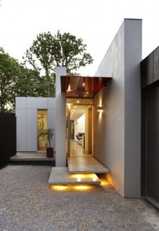 Kyneton House in Australia by Marcus O'Reilly Architects on Inspirationde