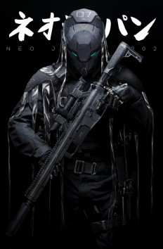 Neo Japan 2202 – Phantoms by Johnson Ting on Inspirationde