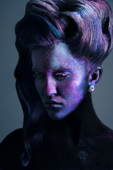 Beauty Photography & Make-up Art by Veronica Azaryan | Inspiration Grid | Design Inspiration