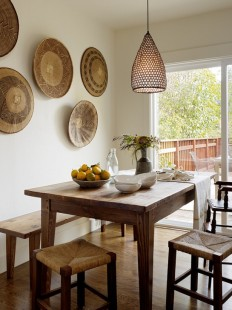 Dining Rooms: Rustic Pendant Lighting For Various Dining Room Design Ideas, Small Classic Dining Room, Best Ideas for Dining Room LIghting ~ LouisasPorch.com