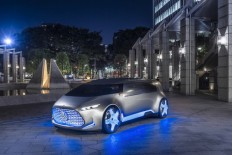 Mercedes' Vision Tokyo is a self-driving 'chill-out zone' on Inspirationde