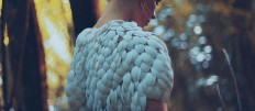 Plumage, the World's First 3D-Printed, Customizable Cape — urdesignmag