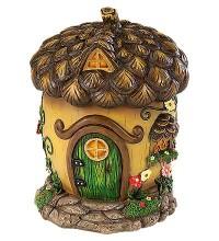 Fairy Houses - Magic Cabin