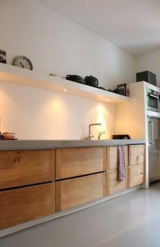 <3 this kitchen. | Inspiration | Pinterest | Lasy i Kuchnie