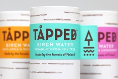 New Packaging for Tapped Birch Water by Horse — BP&O