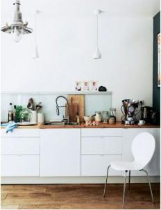 Kitchen | living | Pinterest | Lasy, Kuchnie i Bia?e Kuchnie