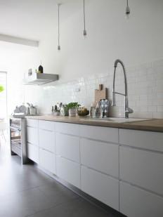 23qm Stil: taadaa - hier kommt meine neue Küche - hereinspaziert! | Homestead | Pinterest | Szafki, Kuchnie i Bia?e Kuchnie