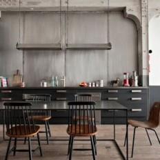 Pin od vuertemedez interiors na office | Pinterest | Krzes?a, Szary i Kuchnie