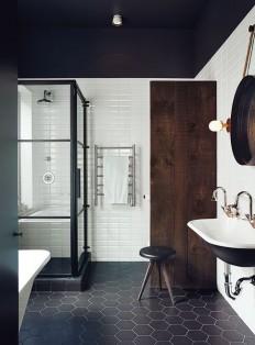 Copenhagen Expat Crafts Scandinavian-Inspired Apartment (with Sauna!) in Montreal