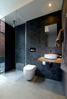 The Block: Bathrooms & Terrace - Design Tribe | Interior Design Blog – Amie and Katrina From The Block | new home | Pinterest | The Block i ?azienka