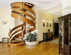 Decoration: How To Build A Spiral Staircase Beautifully, Designing a Spiral Staircase, Decorating a Spiral Staircase ~ Decoise.com