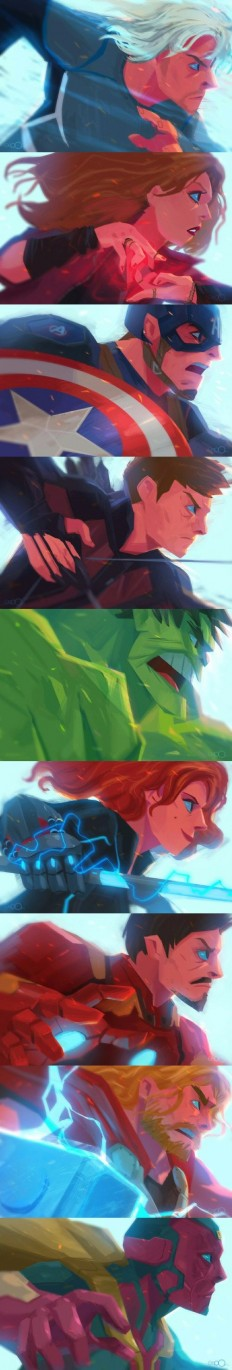 I love this | A R T - C U R A T I O N | Pinterest | Avengers, The Avengers and Black Widow