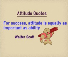 Best Collection of Attitude Quotes |