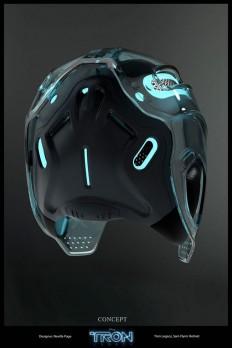 TRON Legacy - helmet concept | Designer: Neville Page | CMF study | Pinterest | Tron Legacy, Helmets and Helmet Design
