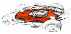 Car design sketches #6 on Behance | AUTOMOBILE SKETCH | Pinterest | Car Design Sketch, Sketches and Behance