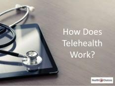 How Does Telehealth Work?