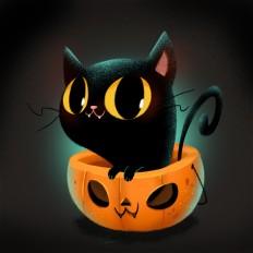 Halloween drawings! on