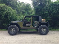 Jeep Wrangler JK | Heeps | Pinterest | Jeeps, Jeep Wranglers and Green Jeep
