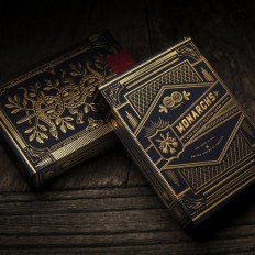 Monarchs Playing Cards – The Colossal Shop