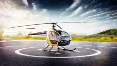 Scout Helicopter on