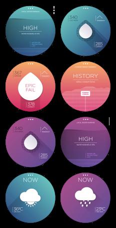Ôasys UX/UI, design and rebrand on