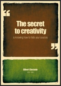 Piccsy :: secret to creativity