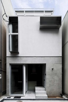 House A / Takeshi Hamada on Inspirationde