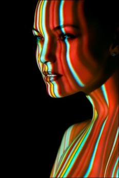 painted with light | cool stuf | Pinterest | Listras, Cores e Cor