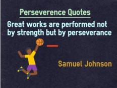 Perseverance Quotes - Brain Training Tools and Quotes