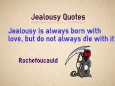 Jealousy Quotes - Brain Training Tools and Quotes