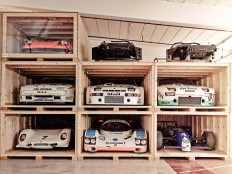 Secret Treasures - the Porsche warehouse on