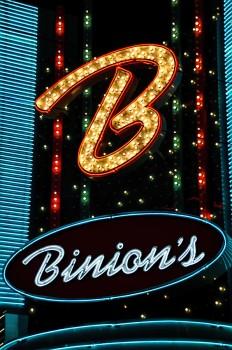 Binions - Downtown Las Vegas by Jon Berghoff